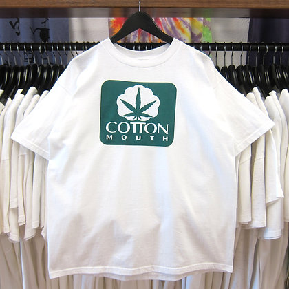 90's Cotton Mouth Weed Parody Tee - L