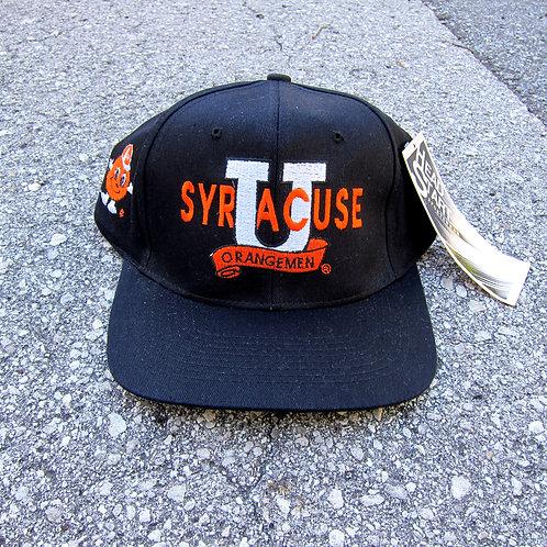 90s Syracuse Orangemen Snapback Hat
