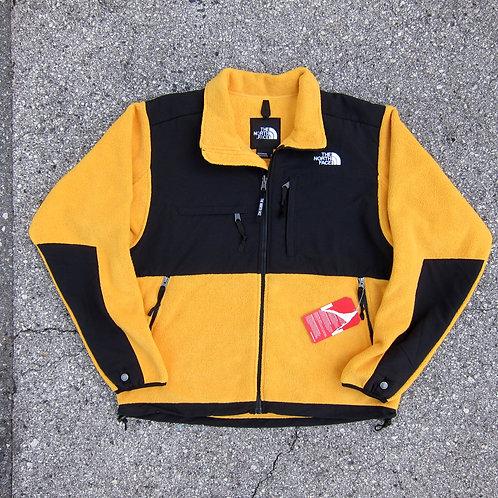 Retro '95 The North Face Yellow Denali - M