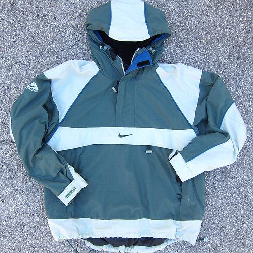 90s Nike Acg Heavy Duty Pullover Jacket - L