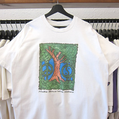 '90 Make Peace With Nature Tee - XL