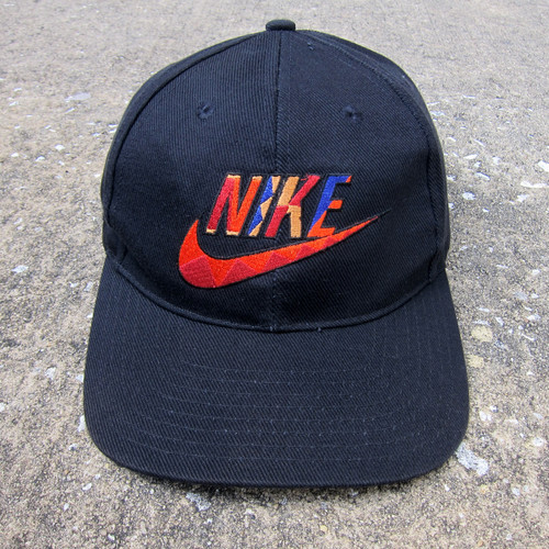 84a9b0d6 90s Nike Urban Jungle Black