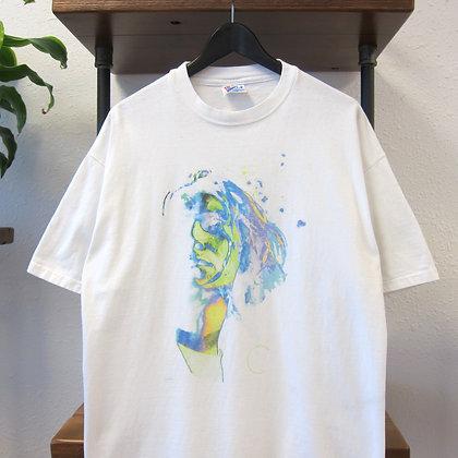90s Abstract Art Tee - XL