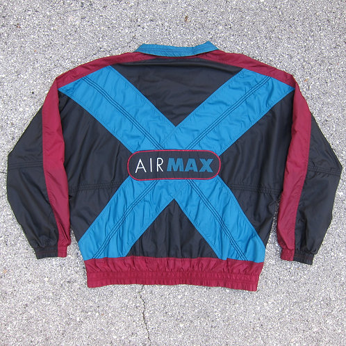 '93 Nike Air Max Windbreaker Jacket - M