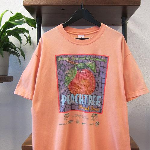 '98 ATL Peach Tree Race Promo Nike Tee - XL