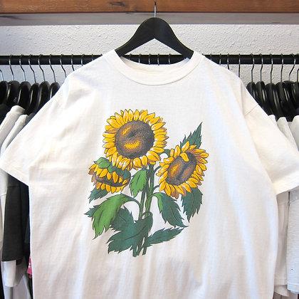 90's Sunflower Tee - L