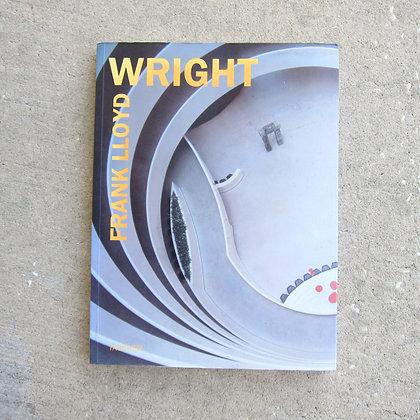 Vintage Fran Lloyd Wright Book