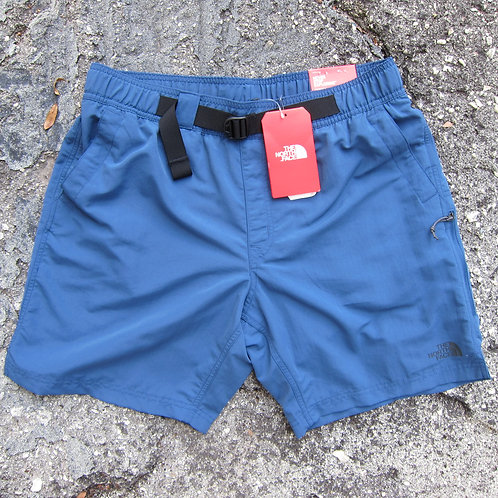 The North Face Shady Blue Tech Shorts - M/L