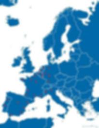 36965366-europa-politieke-kaart-en-de-om