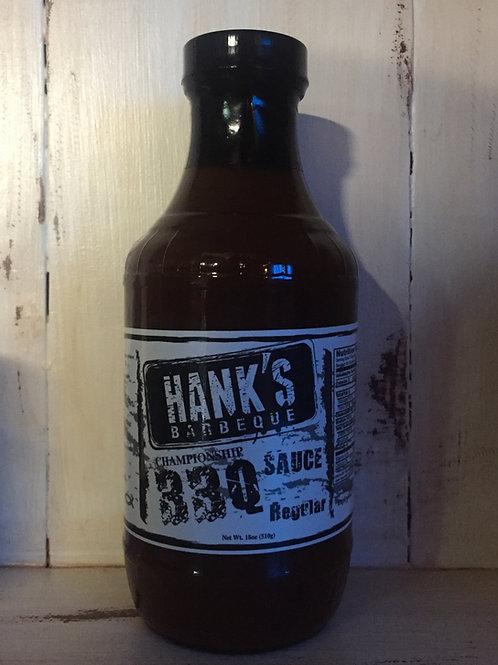 Hank's #1 Original BBQ Sauce