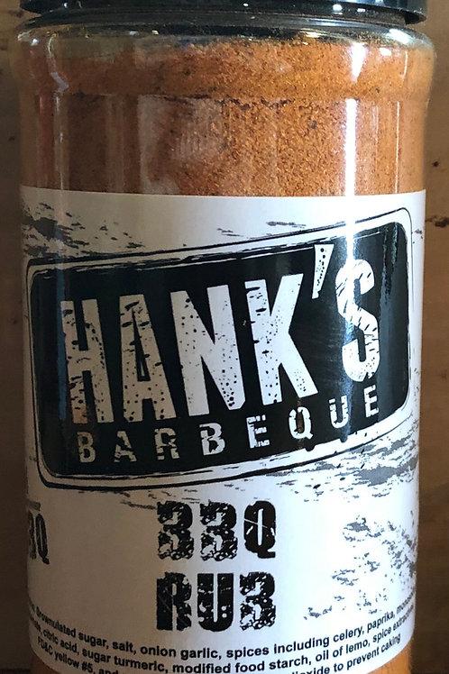 Hank's BBQ  Rub
