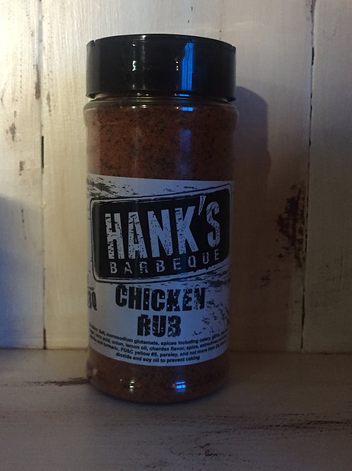 Hank's BBQ Chicken Rub