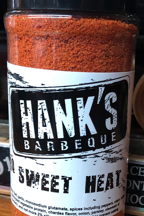Hank's Sweet Heat BBQ Rub