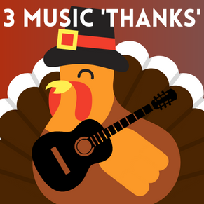 3 Music Things We're Thankful For [Thanksgiving Special]