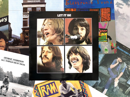 The Beatles - 1971 Lost Album, Part One