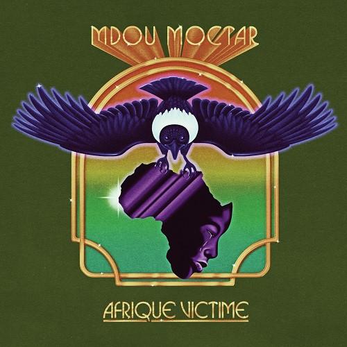 Afrique Victime by Mdou Moctar Album Cover