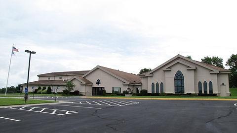 Church Richmond Missouri