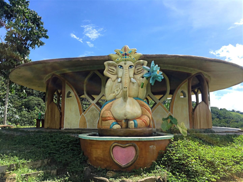 Babaji FIre Temple