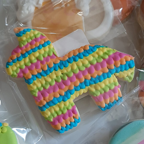 Single Decorated Cookies
