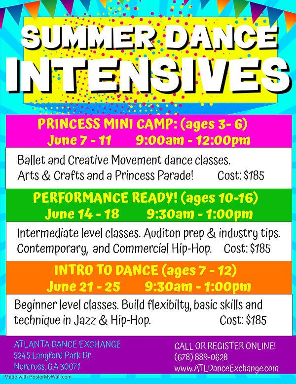 Details Kids Summer Camp Flyer - Made wi