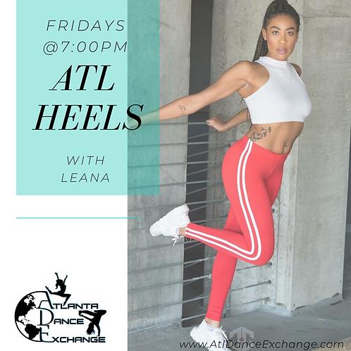 ATL Heels- Fridays @7pm