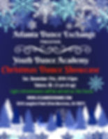 Copy of Christmas flyersevent flyerswint