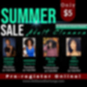 summer sale 2020 - Made with PosterMyWal