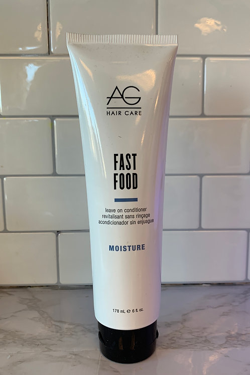 AG Hair Moisture Fast Food Leave-On Conditioner