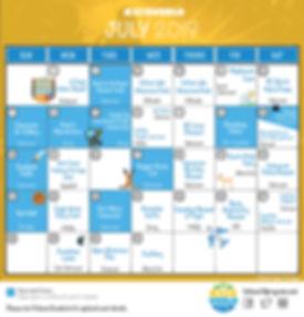 Kidsworld Yellow July 2019 Updated Calen