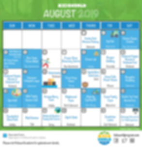 Kidsworld Green August 2019 Updated Cale