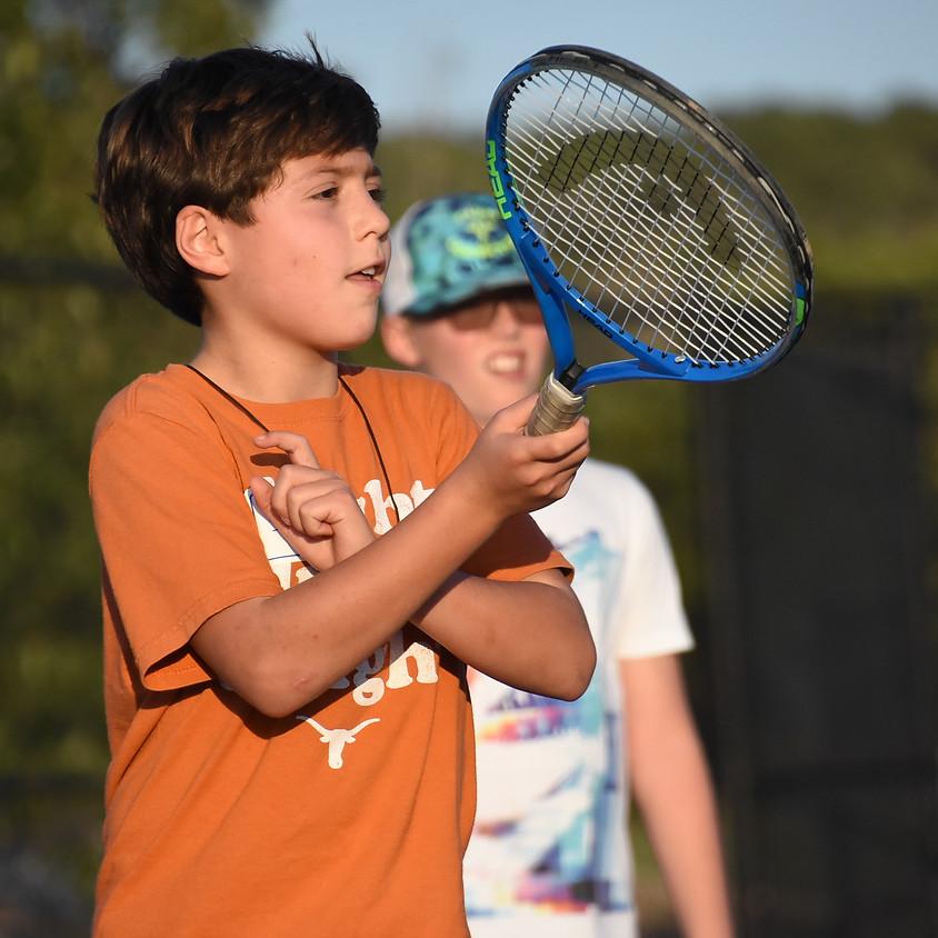 BCMS Tennis Clinic