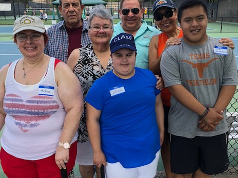 Date set for 2019 Raising a Racquet for Special Athletes