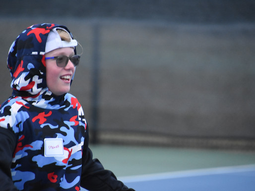 Middle School Clinics wrap up with much colder temps