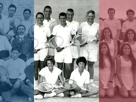 Texas Tennis through time — why the history of the sport should matter to us