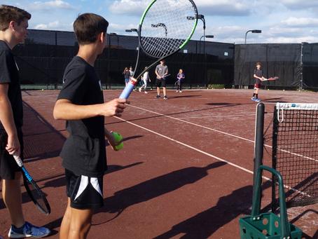Delta Tennis helps reopen Lakecliff Racquet Club