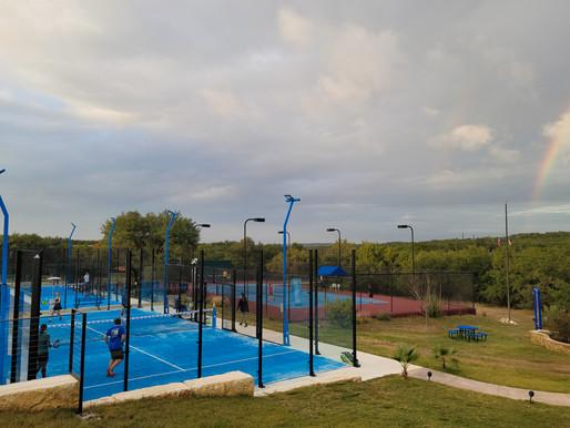 LTTA hosts Racquet Sport Play Day