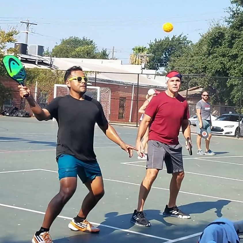 Sweetwater Pickleball Clinic