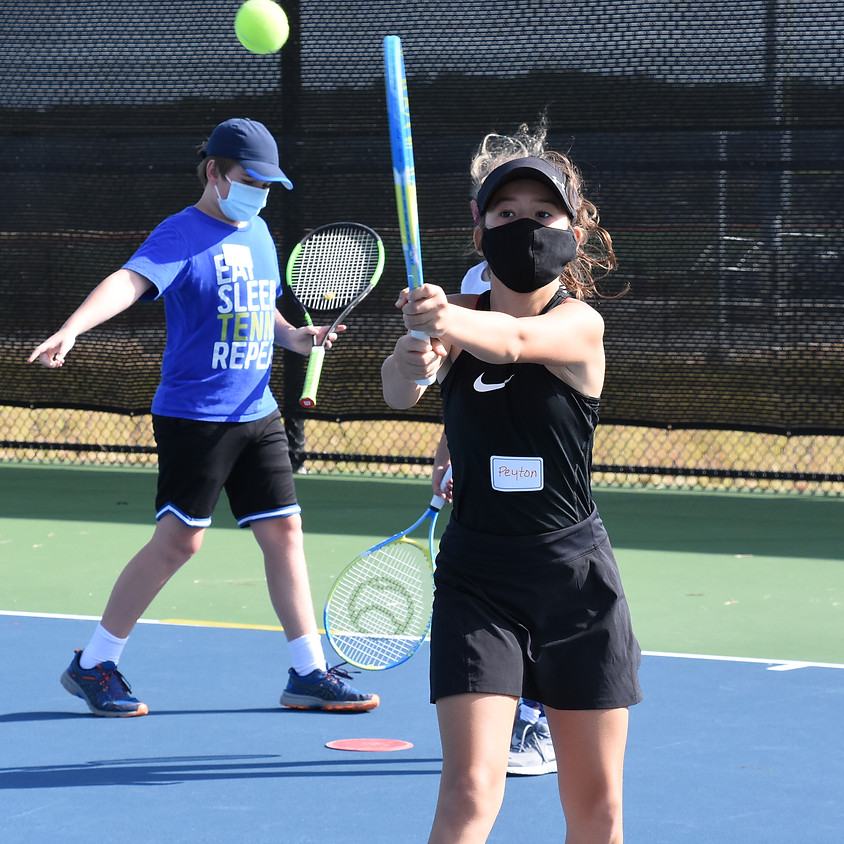 Middle School Tennis Clinic
