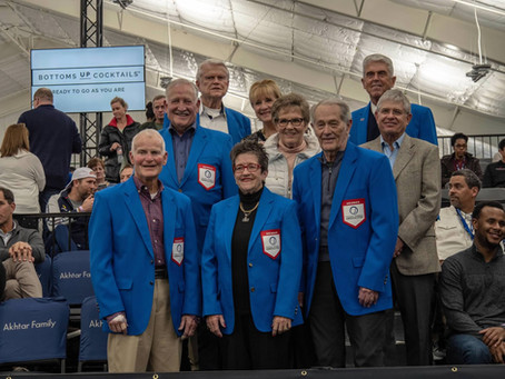 Texas Tennis Hall of Fame Inductees Honored at Tennis Championships of Dallas
