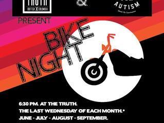 Bike Night - Bikers for Autism