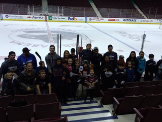 A Field Trip to the Vancouver Canucks