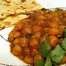 Chana Dal (chickpea curry)