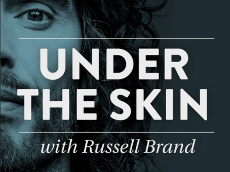How Russell Brand helped me wake up