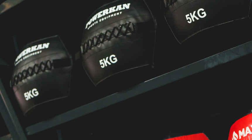 Med Balls - CrossFit DRK Drako
