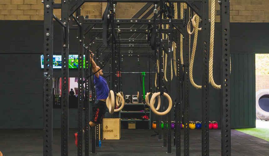 Rack - CrossFit DRK Drako