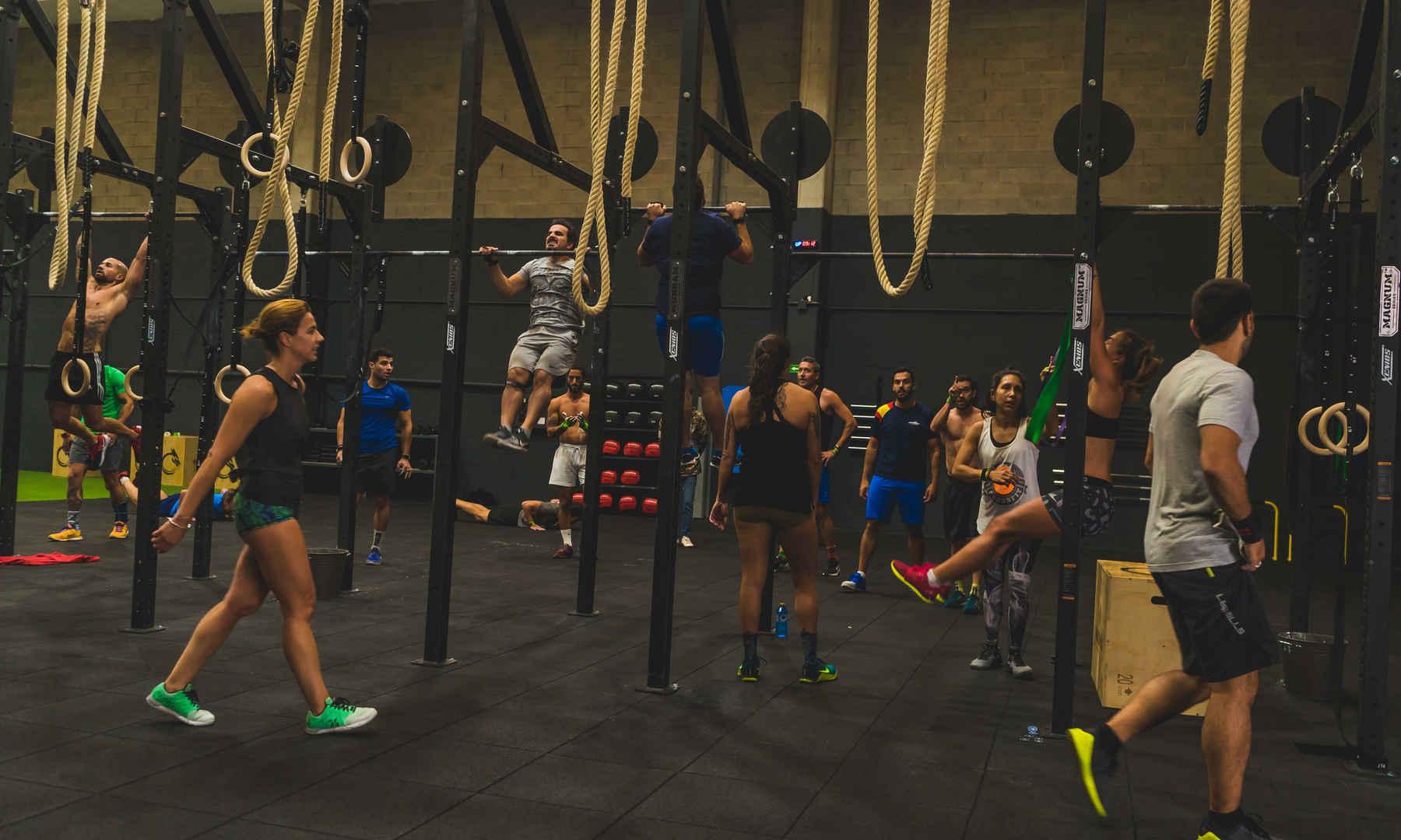 Inauguración - CrossFit DRK Bergondo - Coruña - Sada