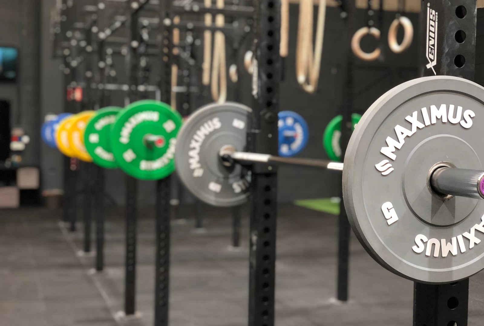 CrossFit DRK - Rack Xenios