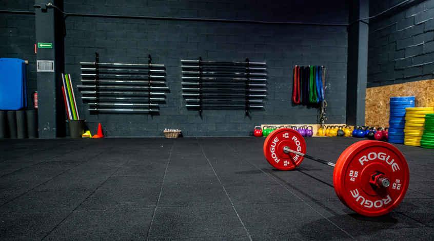 Instalaciones CrossFit DRK