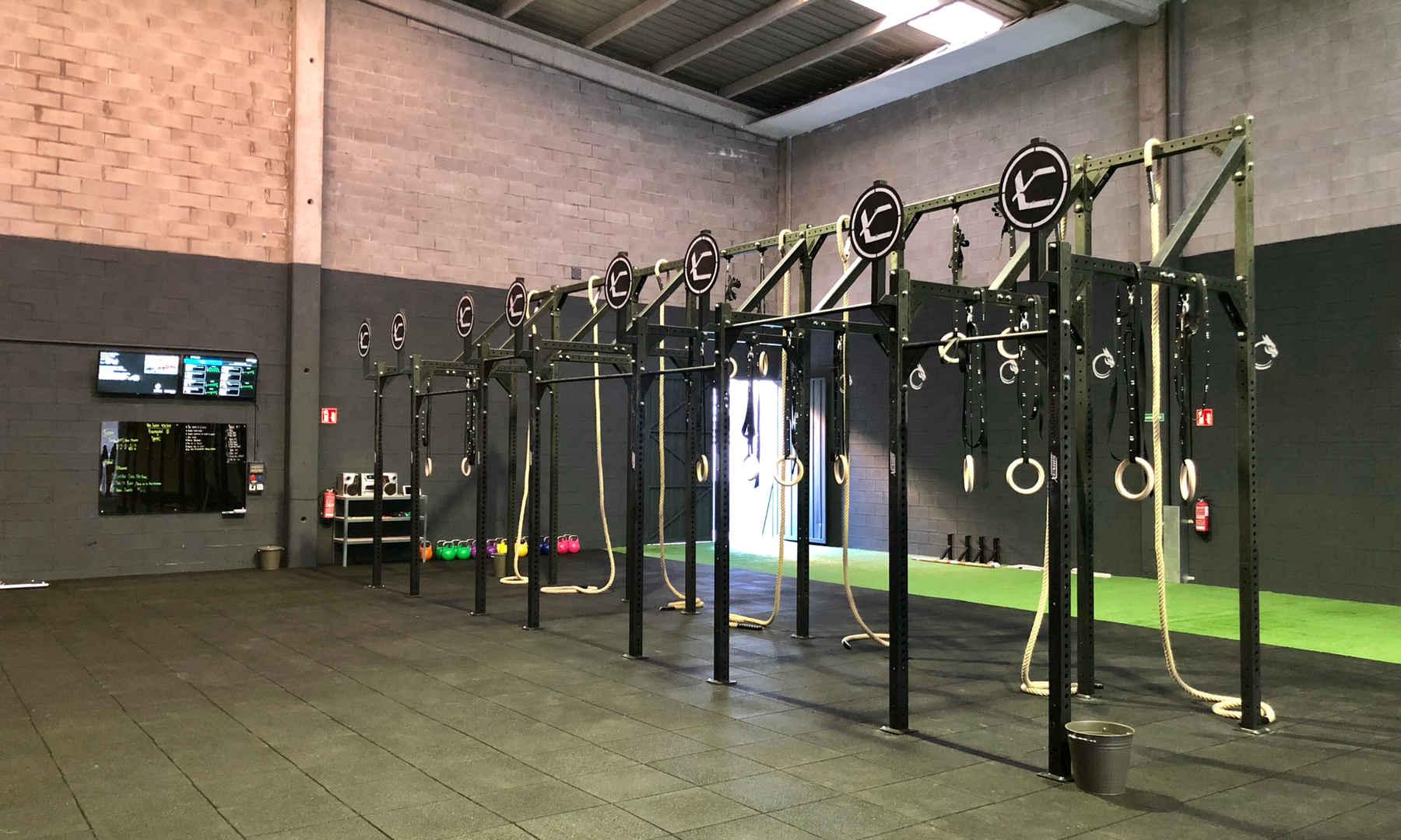 Rack - CrossFit DRK Drako - Bergondo - Coruña
