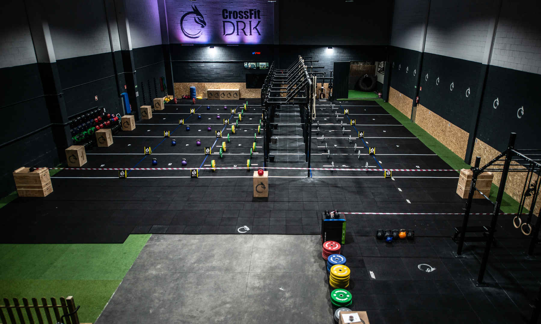 Vista general CrossFit DRK
